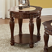 cuppucine end table
