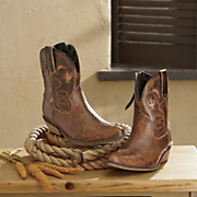 adobe rose boot by dan post