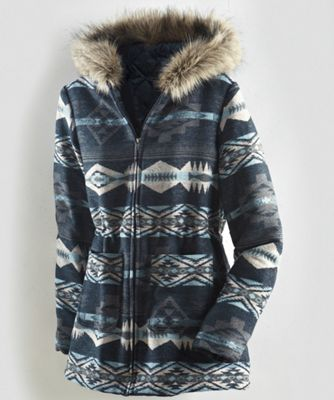 Snowy Mountain Winter Jacket
