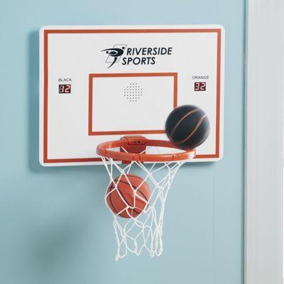 2-Player Basketball Game