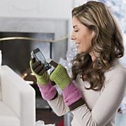2 in 1 touch sensor gloves