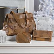 amanda 3 piece bag set