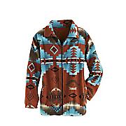 plush pueblo sky jacket