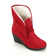 lined bootie by seventh avenue