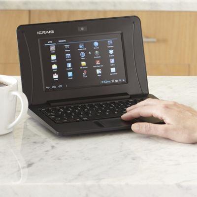 "E-Digital 7"" Android-Powered Slimbook"