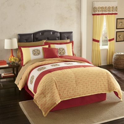 Tamarind Comforter Set