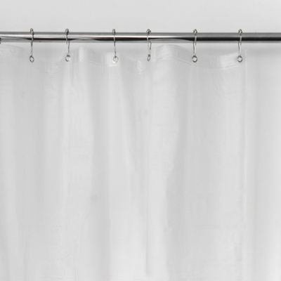 Shower Curtain Frosted Liner