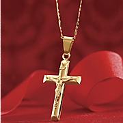 crucifix pendant 67
