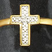 diamond cross ring 94