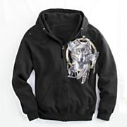 wolf dreams hoodie