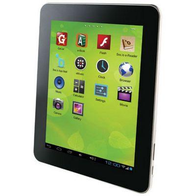Zeki Dual-Core Capacitive Touchscreen Tablet