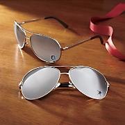 mlb and nfl aviator sunglasses