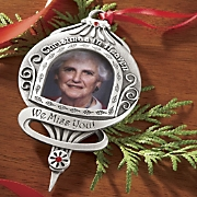 Christmas in Heaven Ornament