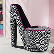 high heeled shoe storage