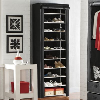 10-Layer Shoe Closet