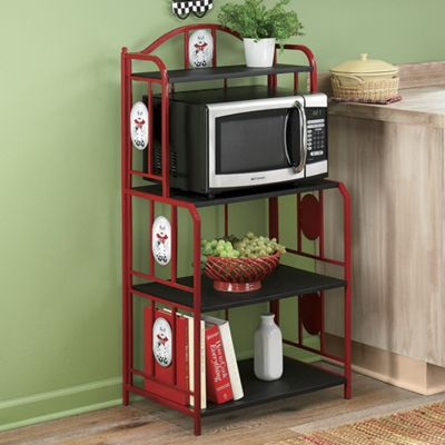 Chef Microwave Stand From Seventh Avenue 704963