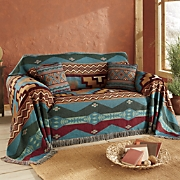 river canyon furniture throws