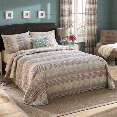 Ceylon 2-Piece Bedspread Set