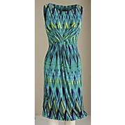 francesca cinched front tank dress