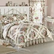 cottage rose comforter set