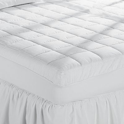 Antimicrobial Mattress Pad From Innergy by Therapedic