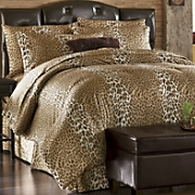 8 piece safari complete bedding set