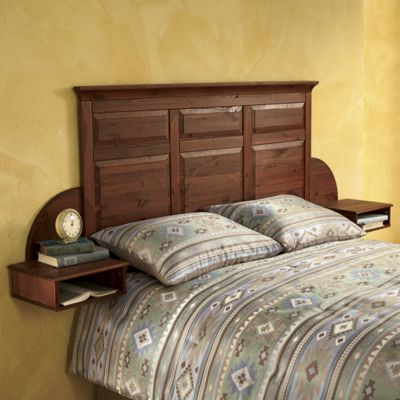 Copper Mountain Headboard From Midnight Velvet