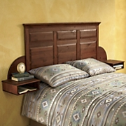 set of 2 copper mountain nightstands