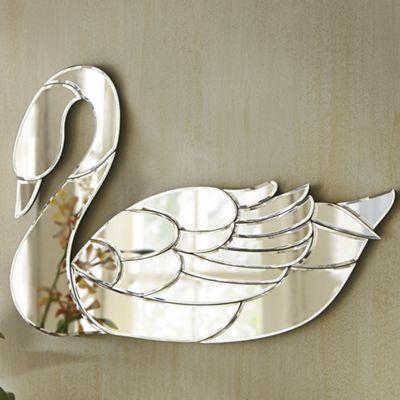 Swan Mirror