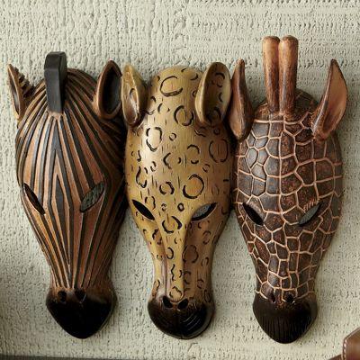 Safari Mask Trio