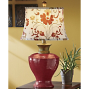 Gypsy Floral Table Lamp