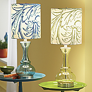ferndale glass table lamp