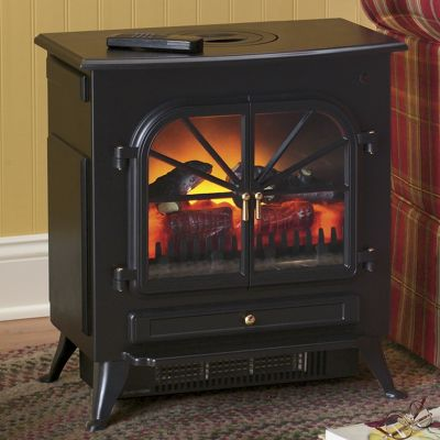 Electric Fireplace Heater From Seventh Avenue 705533