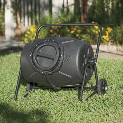 Heavy-Duty Tumbler Composter