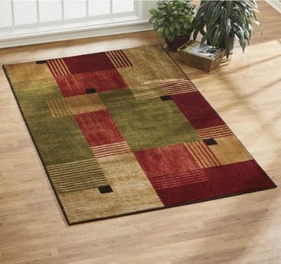 Harmony Blocks Rug
