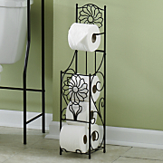 garden party tissue holder
