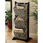 3 tier basket rack