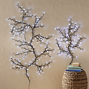 long led starlight creepers tree