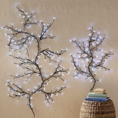 LED Starlight Creeper Trees