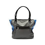daytona zipper side tote