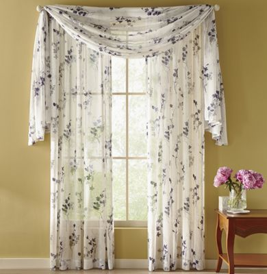 Arabella Wildflower Window Treatment