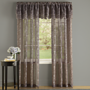 reese embroidered window treatment