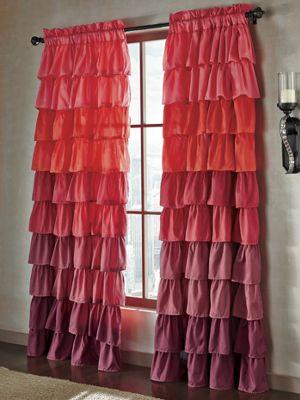 Flamenco Window Panel
