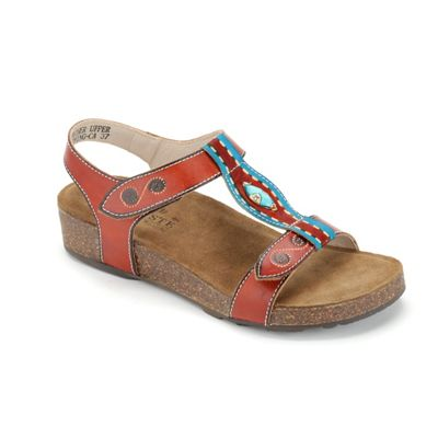 Soothing Sandal by Spring Footwear