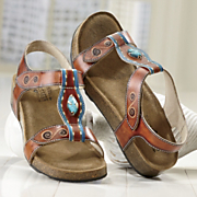 soothing sandal by spring footwear