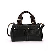 twins satchel bag