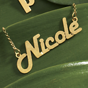 name necklace 130