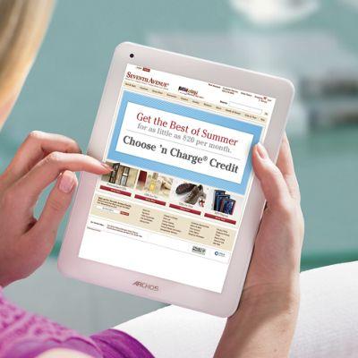 Archos Titanium Dual-Core Capacitive Tablets