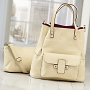 Skye Tote with Small Bag: 2 in 1