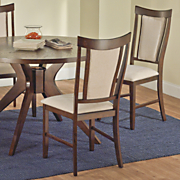 set of 2 calista dining chairs